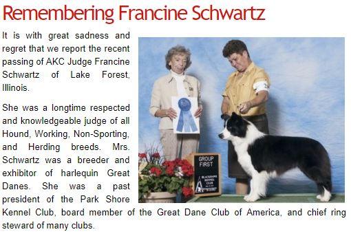 Remembering Francine